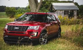 Ford Explorer Length - 2018 ford explorer specs release date price carscool net