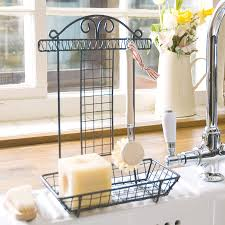 Kitchen Sink Brush Kitchen Sink Tidy With Brush And Soap From Notonthehighstreet