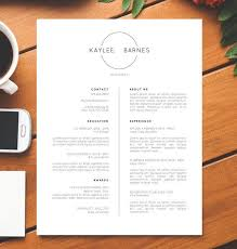 Resume Examples Cover Letter by Best 25 Best Cv Template Ideas Only On Pinterest Simple Resume