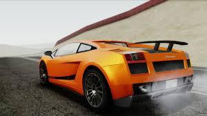 Lamborghini Murcielago Top View - lamborghini gallardo superleggera for gta san andreas
