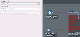 Create Temporary Table Solved Data Stream In Temp Table Sql Server Alteryx Community