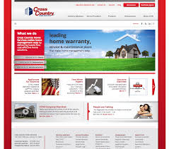 Home Warranty Plans by Cross Country Home Services Portal Xtivia
