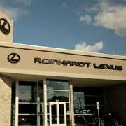 reinhardt lexus reinhardt lexus 12 photos car dealers 911 eastern blvd