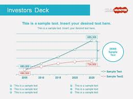 free investors deck powerpoint template free powerpoint