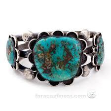 bracelet silver turquoise images Vintage old pawn navajo sterling silver turquoise cuff bracelet jpg