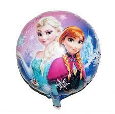 frozen balloons foil frozen balloon 18in helium option jajaja party shop shanghai