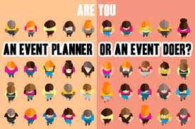 event planner are you an event planner or an event doer