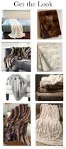 Pottery Barn Fur Blanket Best 20 Fur Throw Ideas On Pinterest U2014no Signup Required Comfy