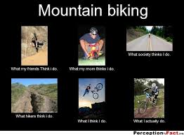 Mtb Memes - what s the public image of a mountain biker mtbr com