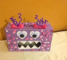 Valentine Shoe Box Decorating Ideas by Panda Valentine Card Box At Artsyfartsymama Com Crafts