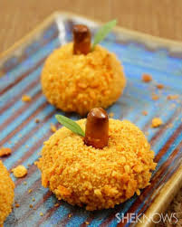 spicy sweet potato pumpkin bites healthy appetizer ideas for