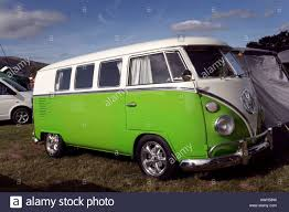 green volkswagen van green kombi volkswagen camper van model is a utility vehicle that