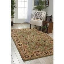 nourison hand tufted caspian wool rug 8 u0027 x 10 u00276 free shipping