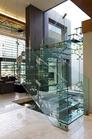 797 best glass walls stairs floors pools tubs bridge images on