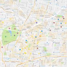 Google Maps Traffic Map Google Maps Mexico City