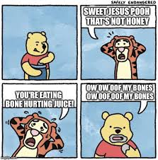 Meme Photo Maker - sweet jesus pooh meme generator imgflip