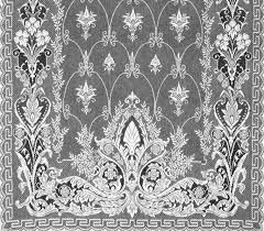 j r burrows u0026 co lace curtains neo grec lace curtain panel