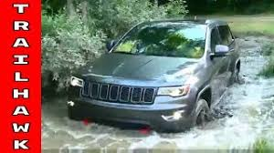 jeep grand cherokee trailhawk off road 2017 jeep grand cherokee trailhawk offroad test clipzui com