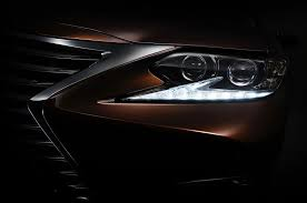 2016 lexus gs 450h facelift debuts with spindle grille 2 0 in refreshed 2016 lexus es teased ahead of shanghai auto show debut