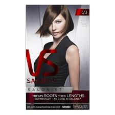 amazon com vidal sassoon salonist hair color permanent color kit