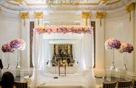wedding flowers ny st regis new york by blossom nyc s only luxury wedding