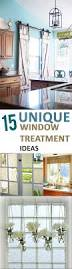 Curtain Ideas For Bathroom Windows 15 Unique Window Treatment Ideas Unique Window Treatments