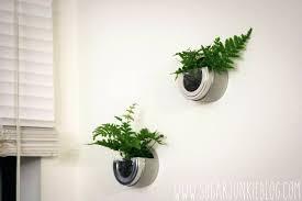 diy indoor wall planter indoor living wall planter woolly pocket 2