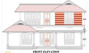 Sloping House Plans House Plans Drawings Sloping Roof Elevation March Building Plans
