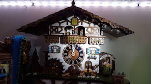 Cuckoo Clock Germany German Cuckoo Clock Youtube