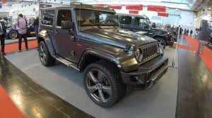 jeep wrangler pickup black jeep wrangler evolution matte black hofele design fantastic body