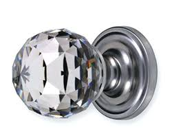 Decorative Door Knobs Glass Cupboard Extremely Beautiful Solid