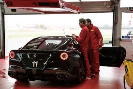 Ferrari F12 Back - report ferrari f12 speciale will shed weight make more power