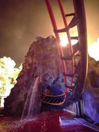 behind the scenes of demon re ignited coaster101