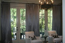 Curtains For Large Windows Inspiration Furniture Lovely Curtains High Ceiling Inspiration With Best 20