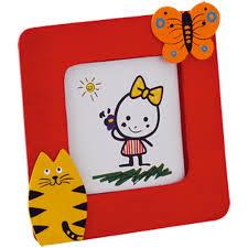 cornice per bambini simpatica cornice portafoto in legno per bambini