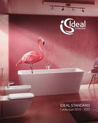 ideal standard catalogue 2016 by ideal standard issuu