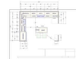 Autocad For Kitchen Design Plan Of Kitchen Layout Garden Design
