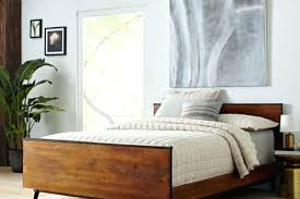 Modern Style Bedroom Furniture Mid Century Modern Bedroom Airy Mid Century Bedroom Mid Century