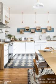 cuisine decor deco cuisine avec crdence ika amazing carrelage with