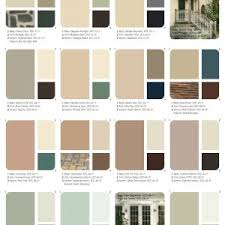 house paint color chart modern decor on home gallery design ideas