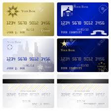 free credit card template credit card templates royalty free cliparts vectors and stock credit card templates stock vector 7355446