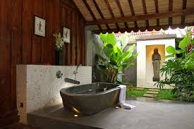 Bali Style Bathroom Home Design Ideas Renovations  Photos - Bali bathroom design