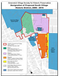 New York City Council District Map by Coming Soon The Sullivan Thompson Historic District Designation
