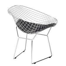Diamond Armchair Bert Style Diamond Chair Multiple Colors Designer Reproduction