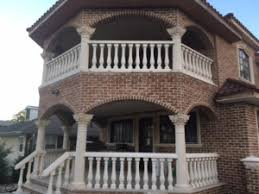 Stone Banister Concrete Balustrade Porch Railings Stair Railings Stair Balusters