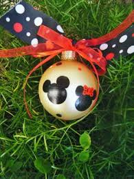 diy disney ornaments littlemaneel has discovered mickey all on his