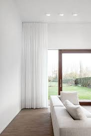 Ikea Ceiling Curtain Track Best 25 Ceiling Mounted Curtain Track Ideas On Pinterest