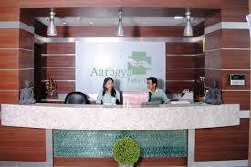 Hospital Receptionist Aarogya Hospital Multi Speciality Hospital In Vaishali Ghaziabad