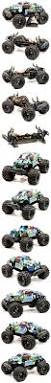 monster jam rc truck bodies i8mt 4x4 brushless rtr 1 8 performance monster truck by integy for