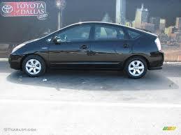 2008 toyota prius hybrid 2008 black toyota prius hybrid 4088412 gtcarlot com car color